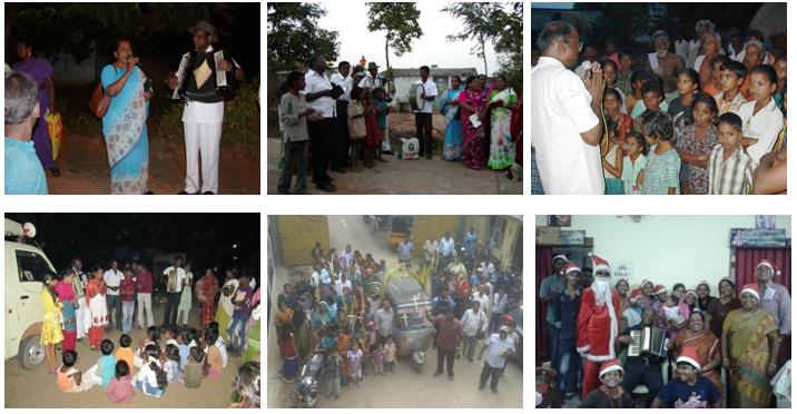 News & Prayers - India Calvary Ministries